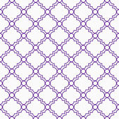 Purple and White Decorative Design Textured Fabric Background — Stock Photo