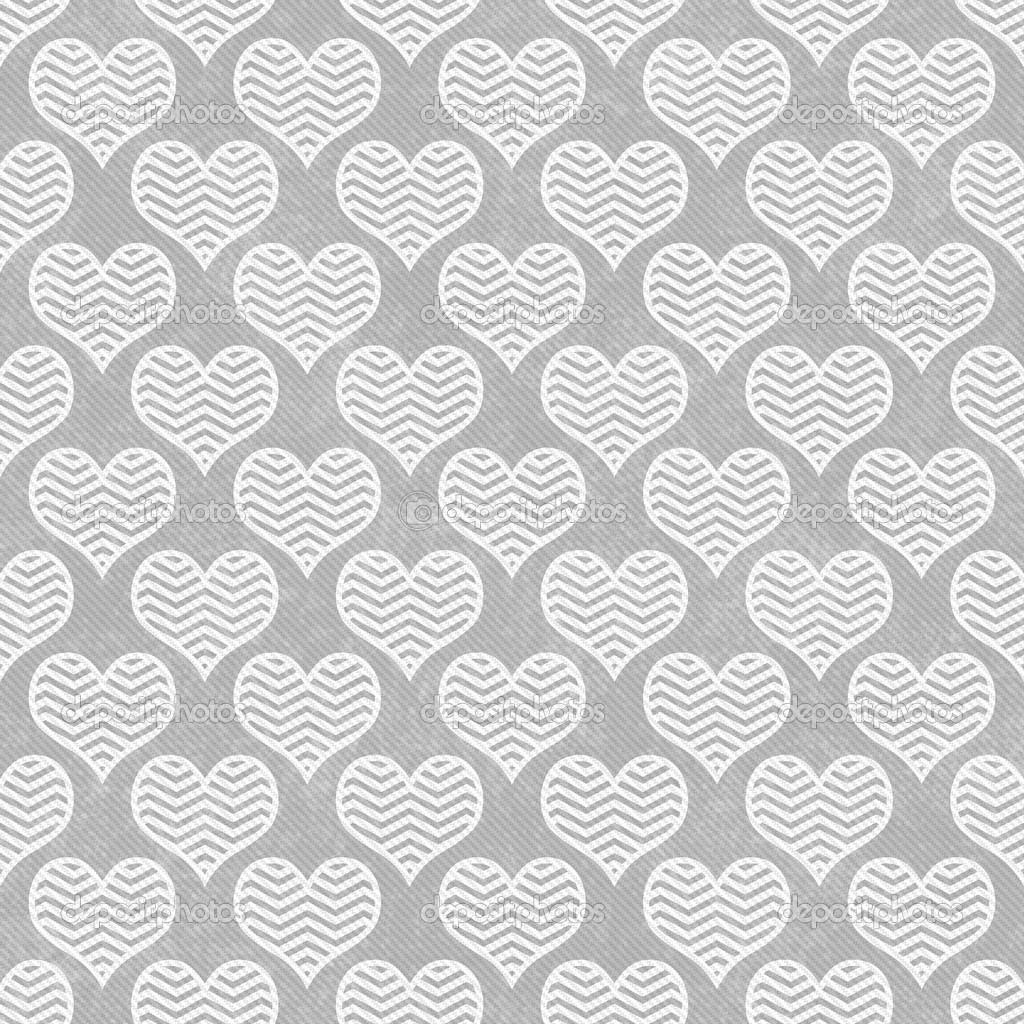 Grey Chevron Background Pattern