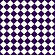 Stock Photo: Purple and White Diamond Pattern Repeat Background
