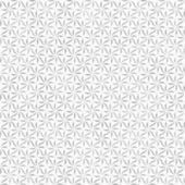 Gray and White Decorative Swirl Design Textured Fabric Backgroun — Stock Photo
