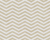Beige and White Zigzag Textured Fabric Background — Stock Photo