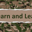 ������, ������: Learn and Lead
