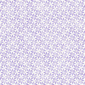 Purple and White Decorative Swirl Design Textured Fabric Backgro — Stock Photo
