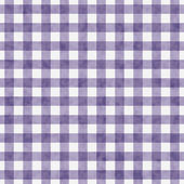 Purple Gingham Pattern Repeat Background — Stock Photo