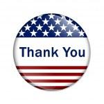Thank You Button — Stock Photo #45854651