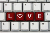 Internet Dating — Stock Photo