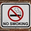 No Smoking Sign — Foto de Stock   #46664385