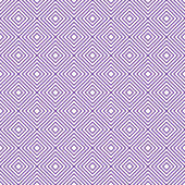 Purple and White Diamonds Tiles Pattern Repeat Background — Stock Photo