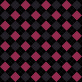Black, Pink and Gray Argyle Pattern Repeat Background — Stock Photo