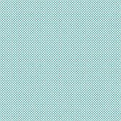 Teal Small Polka Dot Pattern Repeat Background — Stock Photo