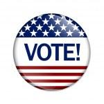 Vote Button — Stock Photo #47080629