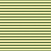 Thin Hunter Green and Yellow Horizontal Striped Textured Fabric — Stock Photo