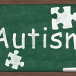 Learning about Autism — Stock Photo