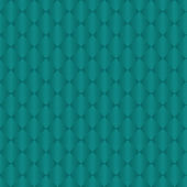 Teal Diamond Pattern Repeat Background — Stock Photo