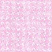 Pink and White Decorative Swirl Design Textured Fabric Backgroun — Stock Photo