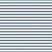 Thin Navy Blue and White Horizontal Striped Textured Fabric Back — Stock Photo