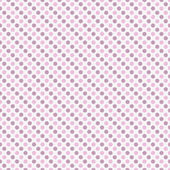 Light and Dark Pink Small Polka Dot Pattern Repeat Background — Stock Photo