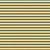 Thin Navy Blue and Yellow Horizontal Striped Textured Fabric Bac — Stock Photo