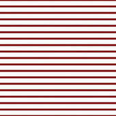 Thin Dark Red and White Horizontal Striped Textured Fabric Backg — Stock Photo