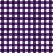 Bright Purple Gingham Pattern Repeat Background — Stock Photo