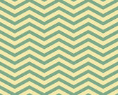 Green and Yellow Chevron Zigzag Textured Fabric Pattern Backgrou — Stock Photo