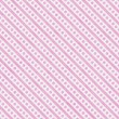 Light Pink and White Small Polka Dots and Stripes Pattern Repeat — Stock Photo #50788111