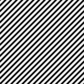 Black and White Diagonal Striped Pattern Repeat Background — Stock Photo
