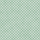 Light Green Gingham Pattern Repeat Background — Stock Photo