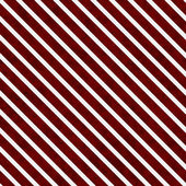 Red and White Striped Pattern Repeat Background — Stock Photo