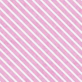 Pink and White Striped Pattern Repeat Background — Stock Photo