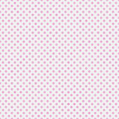 Light Pink and White Small Polka Dots Pattern Repeat Background — ストック写真