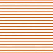 Thin Bright Orange and White Horizontal Striped Textured Fabric  — Stock Photo