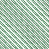 Green Marijuana Leaf and Stripes Pattern Repeat Background — Stockfoto