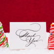 Candy Cane Trees — Stock Photo #6323813