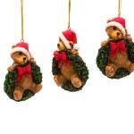 Teddy Bear Ornaments — Stock Photo #6326229