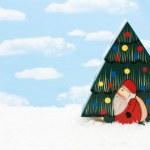 Christmas Tree — Stock Photo #6326265