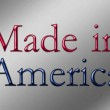 Made in America — Stock Photo #9977346