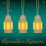 "Lantern ""Ramadan Kareem"" (Generous Ramadan) card in vector format — Stock Vector #17447945"