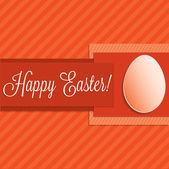 Ljusa glad påskkort — Stockvektor