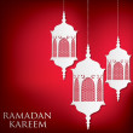 "Arabesque lantern set ""Ramadan Kareem"" — Stock Vector #47275879"