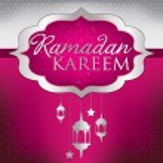 "Pink Lantern ""Ramadan Kareem"" — Stock Vector #47287705"