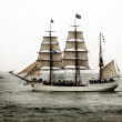 Sailing ship — Stock Photo #6037696