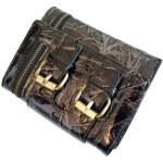 Leather purse — Stock Photo #6038644