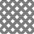 Seamless pattern with line black and white — Image vectorielle