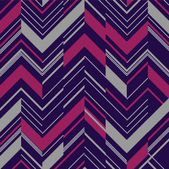 Pattern in zigzag colored — Stockvektor
