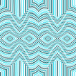 Royalty-Free Stock Imagen vectorial: Abstract geometric distortion background