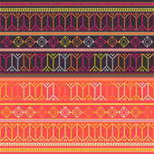 Schattig patroon — Stockvector