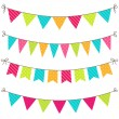 Royalty-Free Stock Vector Image: Vector Bunting