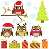 Juego de navidad — Vector de stock