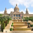 Barcelona panorama — Stock Photo